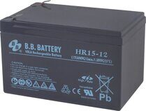 BB Battery 12v15ah